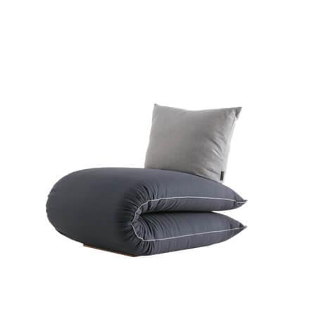 rozkladatelné křeslo a sedačka Chama